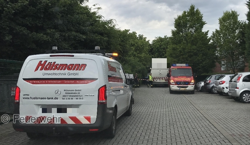 ÖL2 - Betriebsstörung LKW