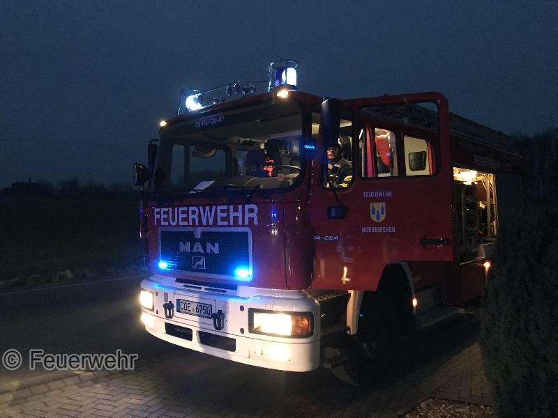 F3 - Kaminbrand