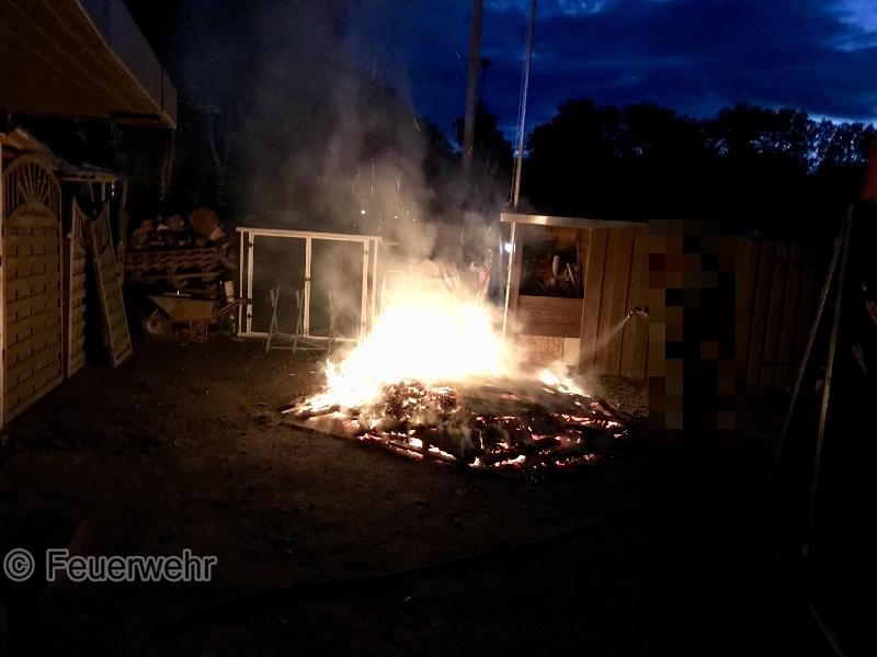 F2 - Flächenbrand